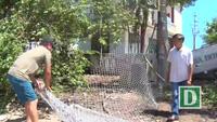 Dân rào đường phản đối công ty chế biến thủy sản gây ô nhiễm