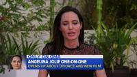 """Angelina Jolie lần đầu """"mở lòng"""" về vụ ly dị Brad Pitt"""