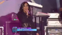 Demi Lovato trình diễn cuốn hút trên sân khấu