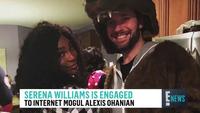 Serena Williams đã đính hôn và đang mang thai con đầu lòng