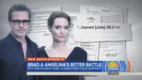 Angelina Jolie và Brad Pitt tiếp tục tranh giành quyền nuôi con