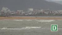 Cửa biển Đà Diễn tái bồi lấp khiến tàu thuyền không thể vươn khơi
