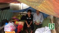 Phú Yên: Niềm mơ ước có được một ngôi nhà nhỏ của hai mẹ con 10 năm sống trong bệnh tật