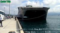 Tàu vận tải viễn chinh cao tốc Hoa Kỳ - USNS Fall River