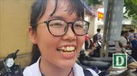Nha Trang: Thí sinh đánh giá về đề Toán