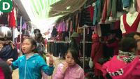 Nét chợ quê ngày 30 Tết