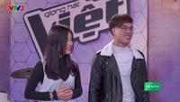 Tuần này, thí sinh Hàn Quốc - Hansara bước vào vòng đối đầu.