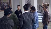 Phân cảnh Huy Bá, Huy Kình tìm đến ông trùm Phan Quân đòi phán xử (nguồn: VTV)