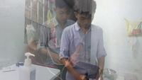 Hoàn cảnh khó khăn, bệnh tật của cậu sinh viên mồ côi Lâm Văn Na