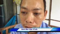 Hoàn cảnh khó khăn của gia đình anh Bùi Văn Vĩnh
