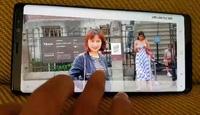 Chụp ảnh và lấy nét sau khi chụp trên Galaxy Note8