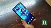 Vivo NEX - smartphone camera trượt xuất hiện tại Việt Nam