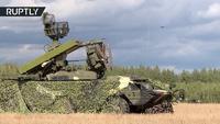 Nga - Belarus tập trận rầm rộ