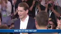 Chuyện tình 13 năm ngọt ngào của ứng cử viên Thủ tướng Áo