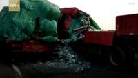 Trung Quốc: 30 ô tô đâm liên hoàn, ít nhất 18 người chết