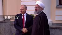 Tổng thống Putin thảo luận tiến trình hòa bình ở Syria