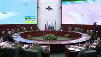 """Nga công bố video """"bóng ma bầu trời"""" Su-57 phóng tên lửa ở Syria"""
