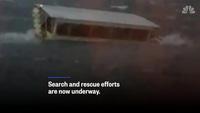Chìm tàu du lịch Mỹ, 9 thành viên trong một gia đình thiệt mạng