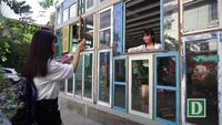 Nhà ga 3A - khu vui chơi của giới trẻ Sài Gòn trước ngày đóng cửa
