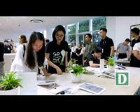 Không gian chia sẻ S.hub tại Thư viện Khoa học Tổng hợp Đà Nẵng