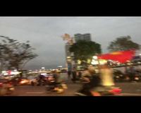 Người dân Đà Nẵng vỡ òa niềm vui với chiến thắng của tuyển U23 Việt Nam