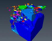 Sử dụng tia X để khám phá bí ẩn về những hòn đá nổi trên mặt nước