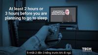 5 bí quyết để đảm bảo một đêm ngon giấc