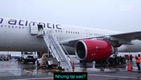 Tại sao phần lớn máy bay đều có màu trắng?