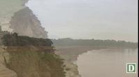 Bất lực nhìn sông Lam nuốt làng