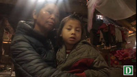Mới 5 tuổi, bé gái bị bố mẹ bỏ đi biệt tích