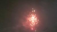Pháo nổ ở thành Vinh