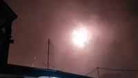 Pháo nổ vang trời thành Vinh