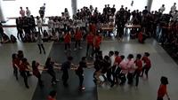 Ngày hội thầy trò sôi động và đoàn kết của trường Hà Nội - Amsterdam