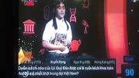 Nữ sinh trường chuyên KHTN suýt làm nên bất ngờ ở cuộc thi Tháng Olympia