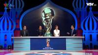 Mai Anh bình luận trong trận đấu giữa Serbia và Costa Rica vào ngày 17/6