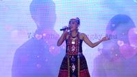 Quán quân Tài năng sinh viên cất giọng hát cuốn hút thể hiện hit của ca sĩ Bích Phương