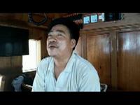 """10 thuyền viên mất tích trong bão số 10: """"Nghe giọng gia đình mới tin chúng tôi còn sống"""""""