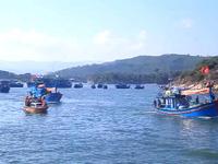 Bình Định: Ngư dân cam kết tuyệt đối không xâm phạm lãnh hải nước ngoài