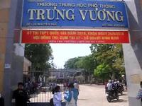 Thí sinh Bình Định sẵn sàng bước vào kỳ thi THPT Quốc gia 2018
