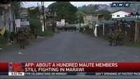 40 phần tử khủng bố nước ngoài đang cố thủ tại Philippines