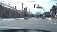 Màn rượt đuổi nghi phạm nghẹt thở trước khi nã 45 phát đạn của cảnh sát Mỹ