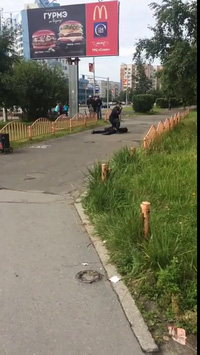 Tấn công bằng dao ở Nga, 8 người bị thương