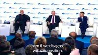 Tổng thống Putin: Ông Trump cần được tôn trọng