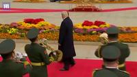 Trung Quốc bắn đại bác đón Tổng thống Trump trong chuyến thăm tháng 11/2017