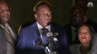 Người kế nhiệm Tổng thống Zimbabwe tiết lộ từng bị mưu sát