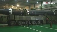 Triều Tiên tung video phóng tên lửa đạn đạo tầm bắn tới Mỹ