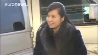 Trưởng đoàn văn công xinh đẹp Triều Tiên được ví như Đệ nhất phu nhân Mỹ