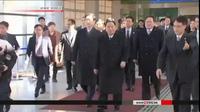 Vị tướng gây tranh cãi dẫn đầu đoàn Triều Tiên tới Hàn Quốc