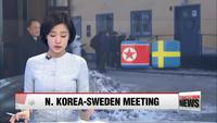 Ngoại trưởng Triều Tiên tới Thụy Điển trước thềm cuộc gặp lịch sử với Mỹ