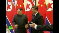Ấn tượng chuyến thăm kín đến phút chót của ông Kim Jong-un tới Trung Quốc